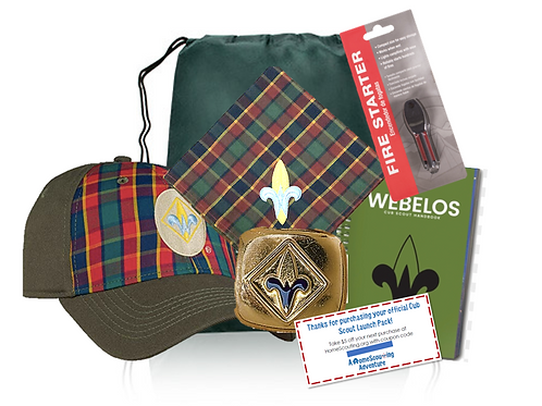 Webelos Launch Pack