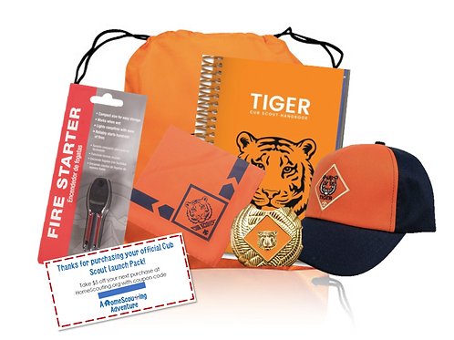 Tiger Launch Pack