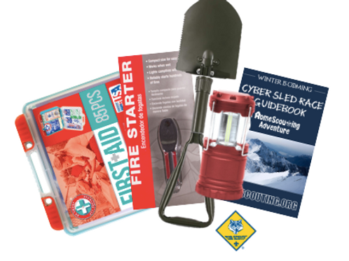 Cub Scout Expedition Package
