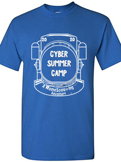 Cyber Summer Camp Shirt