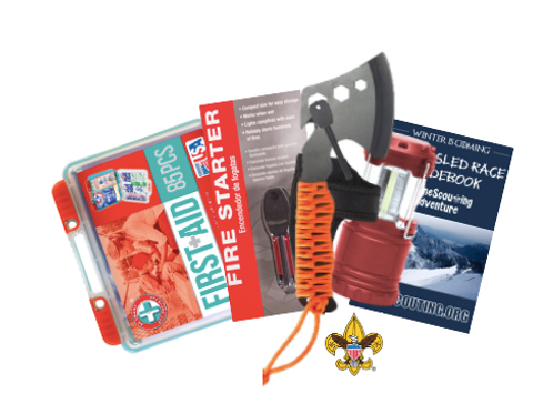 Scouts BSA Expedition Package