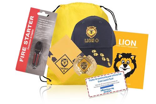 Lion Launch Pack