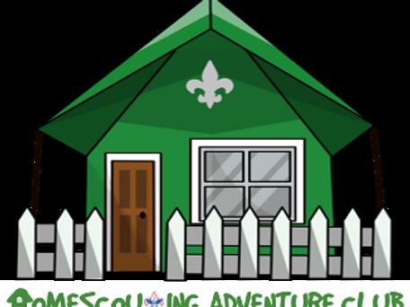 December HomeScouting Adventure Club -DIGITAL ACCESS