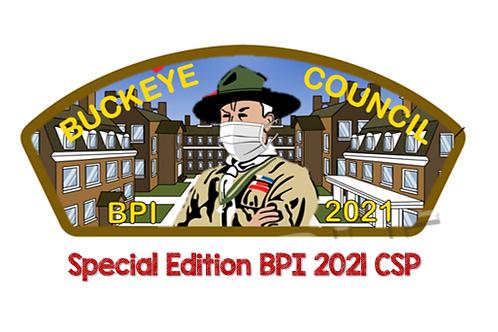 BPI Council Shoulder Strip