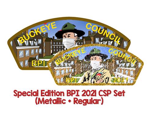 BPI Council Shoulder Strip Set