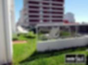 techos verdes Uruguay Argentina - jardin en techo