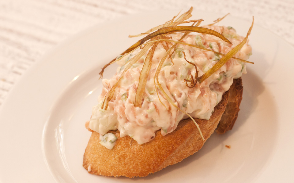 Tuna & Mayo Salad