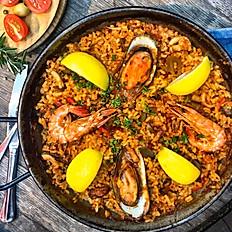 Paella Mix (Seafood & Chicken)