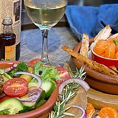 Spanish Chicken Salad (Ensalada de Pollo)