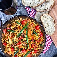 Paella - Vegan