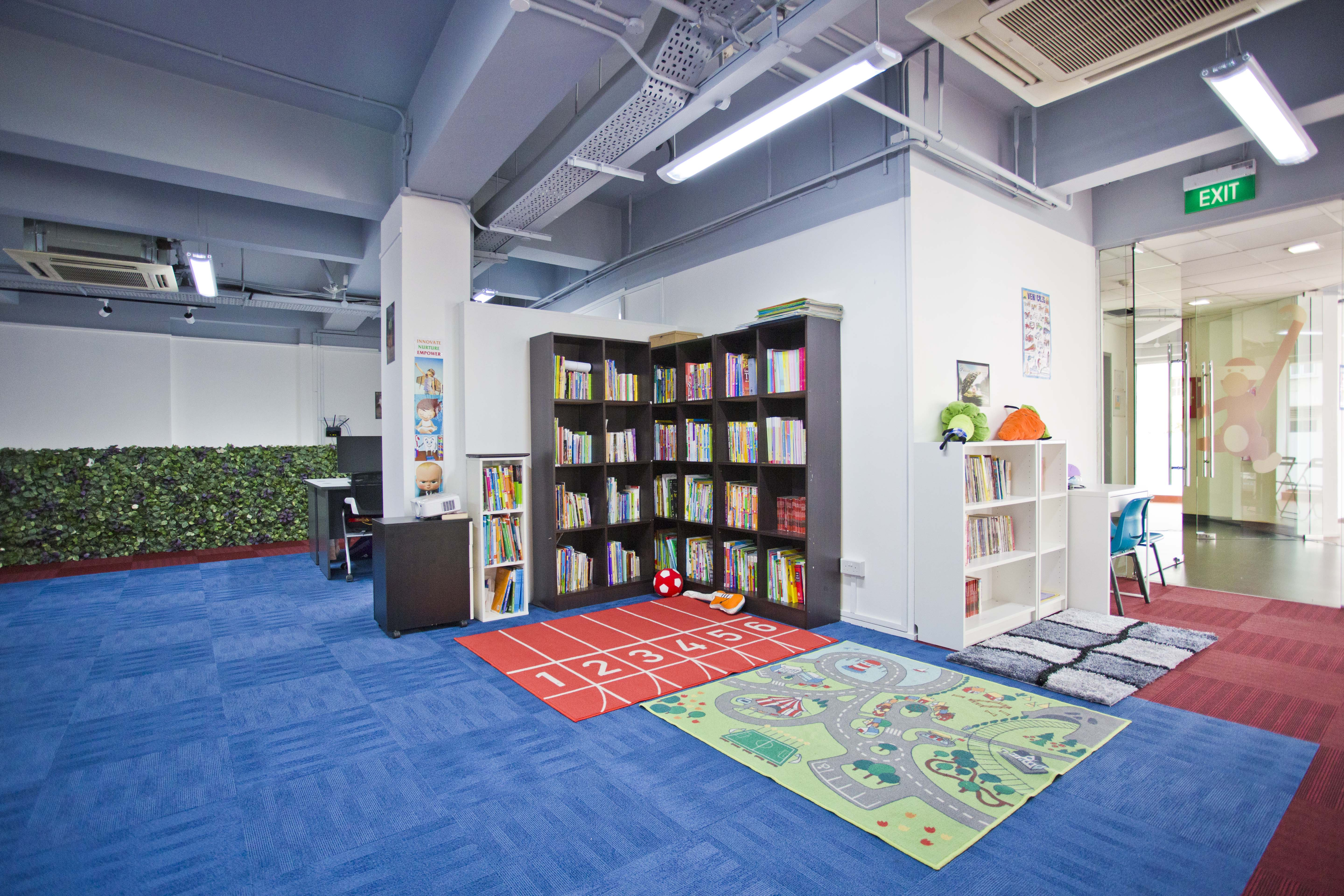 Library @ 2nd Storey