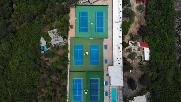 Brymer Lewis Tennis Academy, Cancun, Mexico