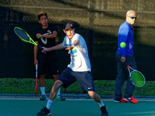 Brymer Lewis Tennis Academy in Action