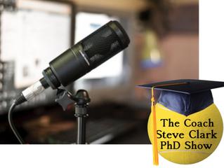Chris Lewis on The Steve Clark PhD Show