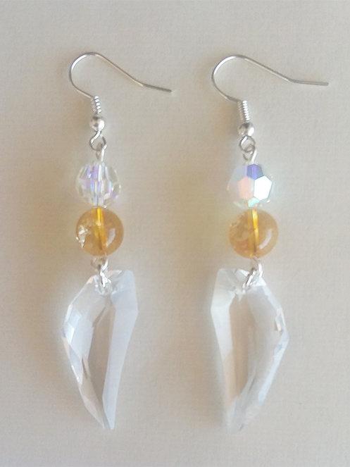 Archangel Jophiel Earrings - Creativity & Art