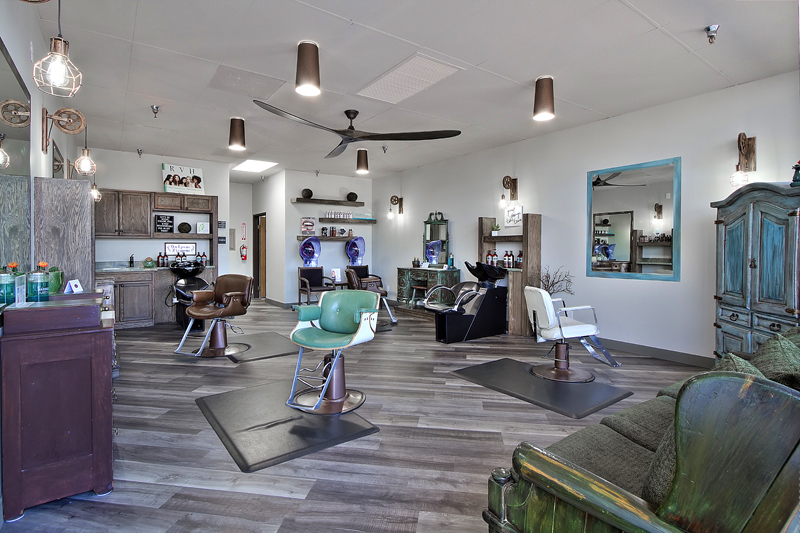 natural hair salon las vegas