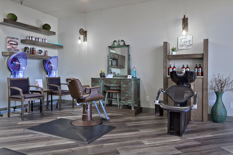 Eco friendly salon las vegas