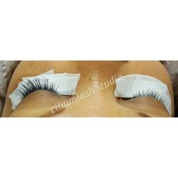 Diamond Set-eyelash extensions