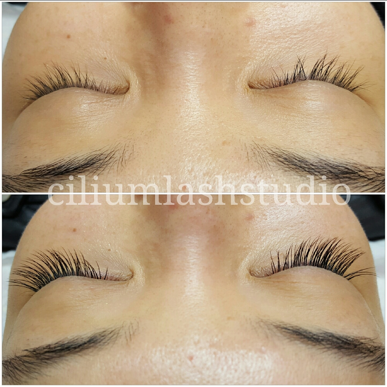 Sapphire Set-eyelash extension
