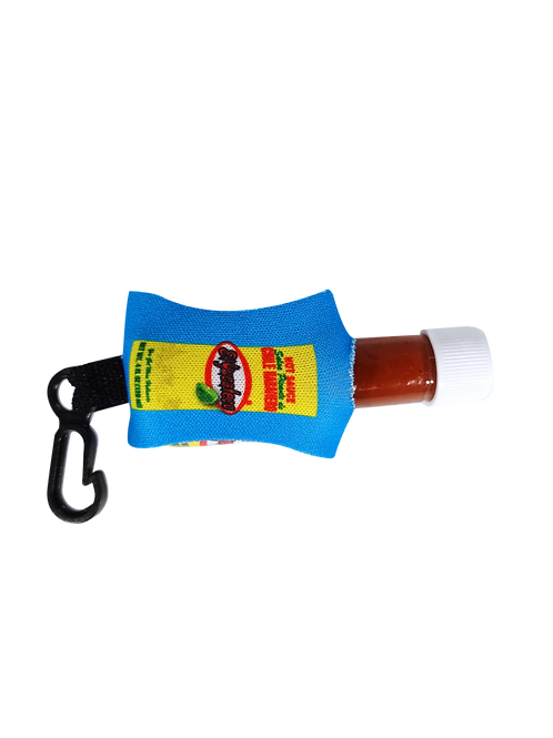 Llavero porta salsa mini