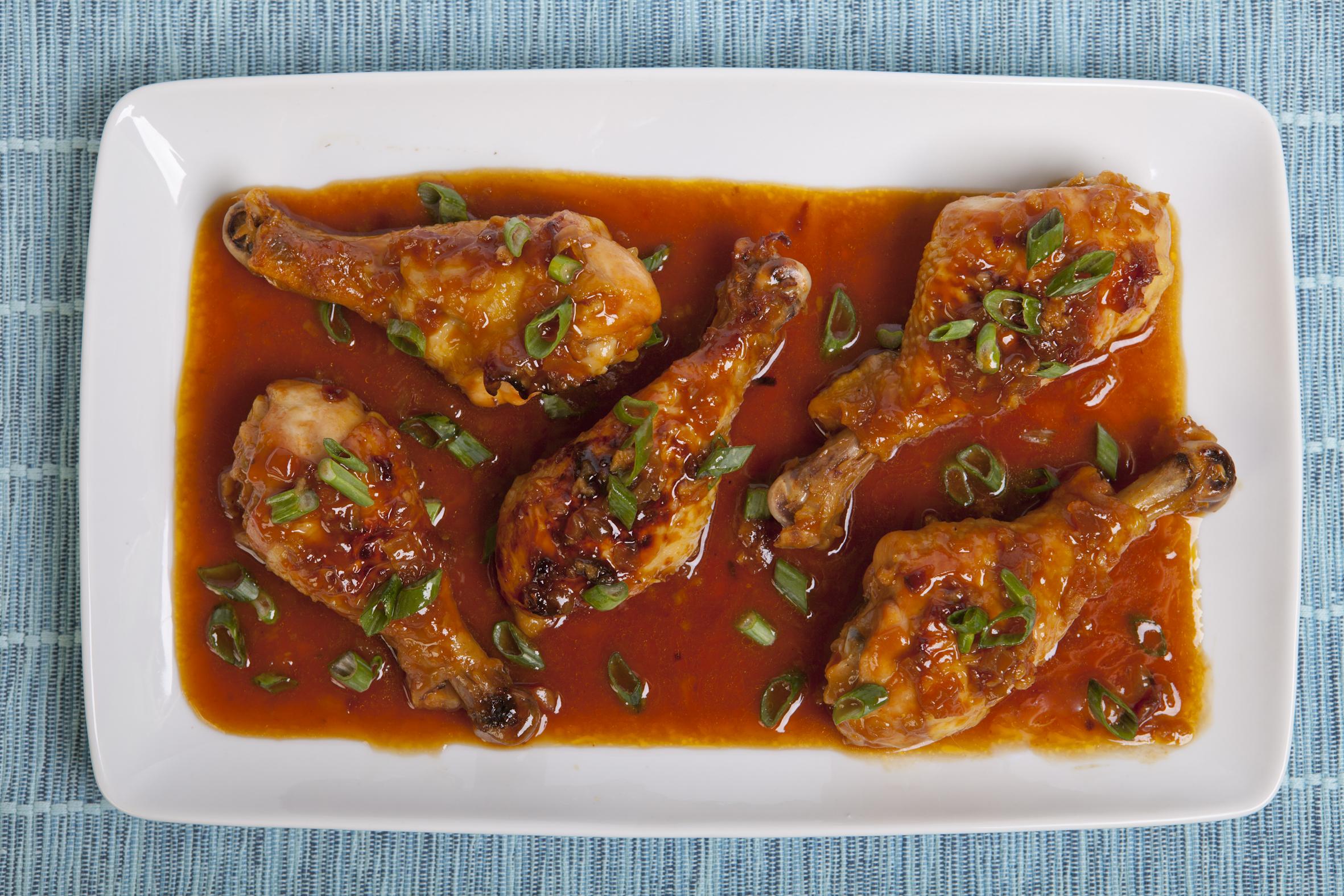 Pollo teriyaki - habanero