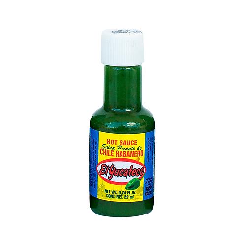 12 Salsas Mini Verde 22 ml
