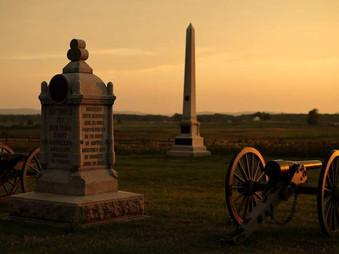 Tourist captures 'ghost sighting' at Gettysburg battlefield