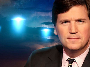 Does Fox News Anchor Tucker Carlson Really Believe in UFOs?