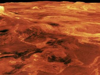 Potential Sign of Alien Life Detected in the Venus Atmosphere 2020