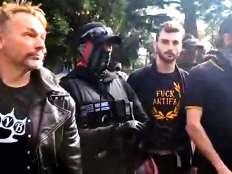 Assaults by Antifa & BLM on Trump Patriots Today | Ends with Patriots Taking Back the Streets!