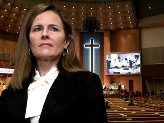 Supreme Court and Amy Coney Barrett Rule Against COVID Restrictions on Houses of Worship
