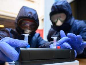 Defense Expert Investigates Whether the Covid-19 Virus Would Make a Good Bioweapon