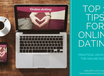 Top 3 Tips For Online Dating