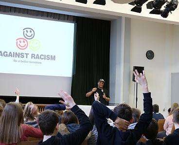 Against Racism - Aktiv für Demokratie un