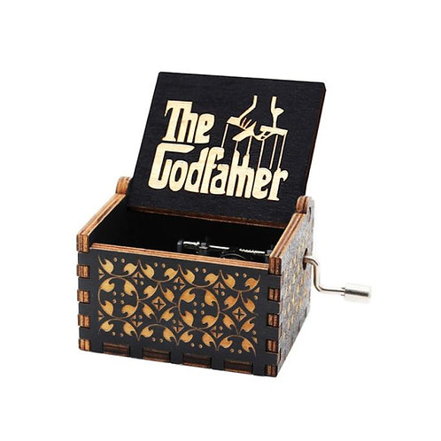 THE GODFATHER - MINI MUSIC BOX