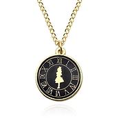 Alice In Wonderland Pendant & Necklace -