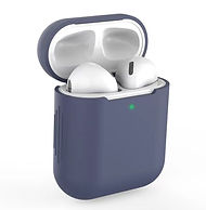 Airpod Protector Case - Blue Side on @2x