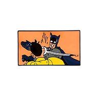 Batman Bitch-Slaps Robin - Enamel Pin @2