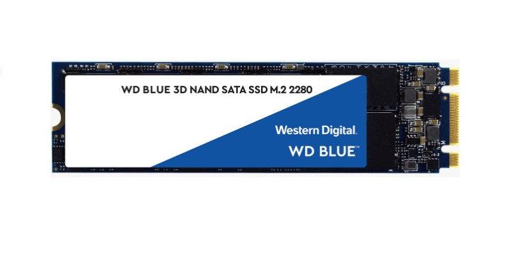 Western Digital WD Blue 250GB M.2 SSD