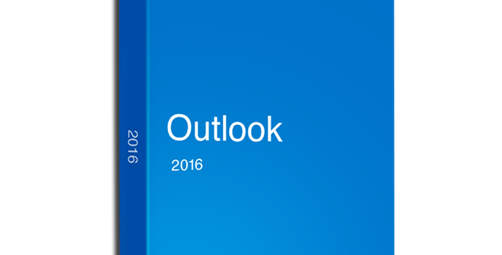 Microsoft Outlook 2016 1 PC Lifetime