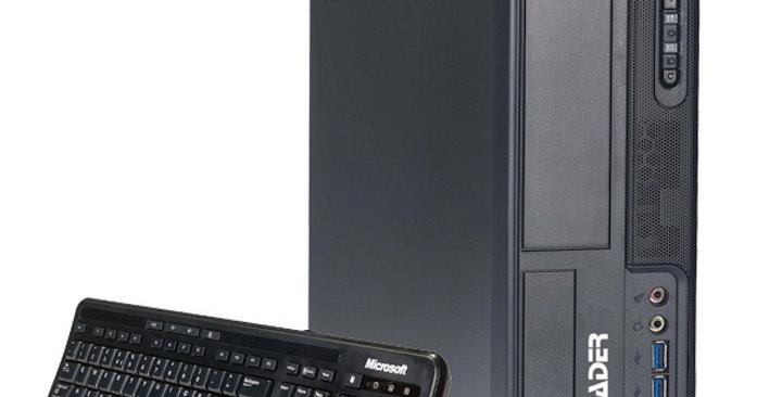 Corporate S19 Slim Desktop, Intel i5, 8GB, 250GB SSD, GT 710, Windows 10 Pro