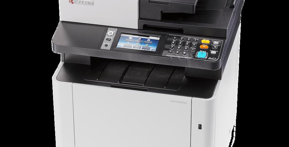 Kyocera M5526CDW A4 Colour Multifunction Laser Printer