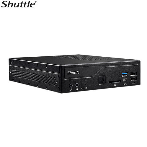 Shuttle DH410S Slim Barebone PC