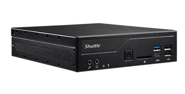 Shuttle DH410S Slim Barebone PC