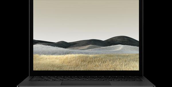 "Microsoft Surface Laptop 3 - Black, Intel i5-1035G7, 8GB RAM, 256GB SSD, 13.5"""
