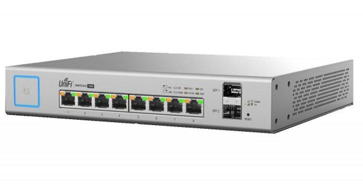 Ubiquiti 8 Port Managed PoE+ 150W Switch