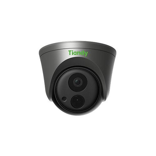 Tiandy TC-C35HSBL 5MP Starlight IR Dome Camera Black Edition