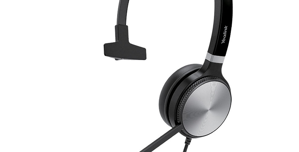 Yealink UH36 Mono Wideband Noise Cancelling 3.5mm/USB Headset