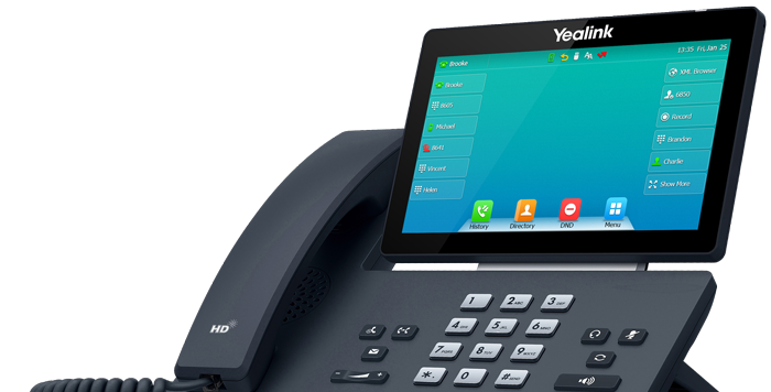 """Yealink SIP-T57W IP  7"""" Touch Screen SIP Phone"""