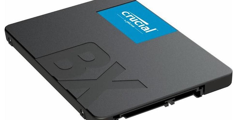 "Crucial BX500 120GB 2.5"" SSD"